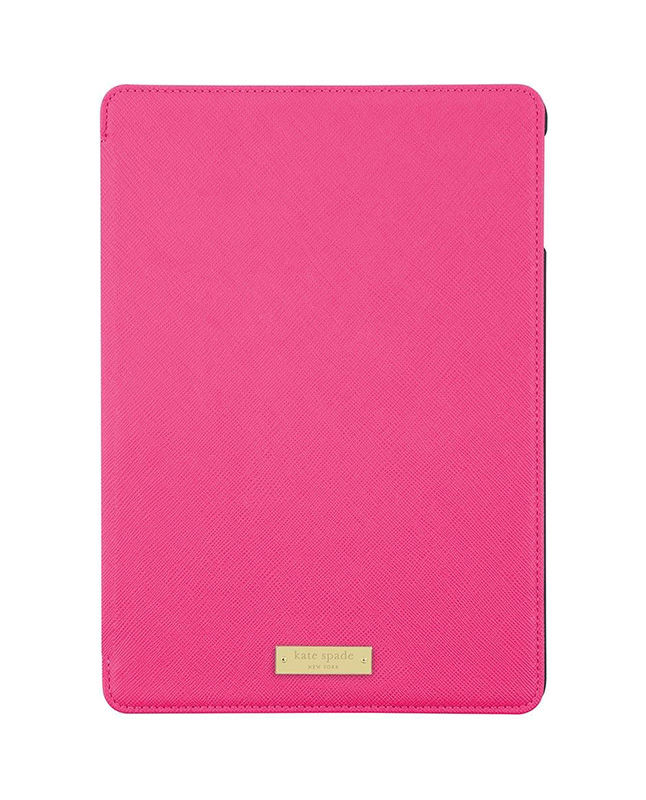 Imagen para CASE KATE SPADE NEW YORK FOLIO PARA IPAD MINI - ROSADO                                                                           de EFE