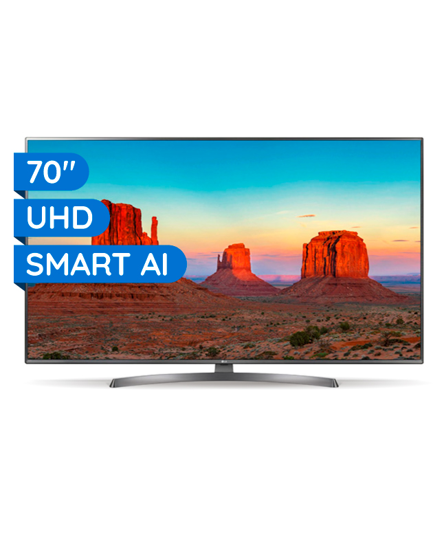 "Imagen para TV LG ULTRA HD SMART AI 70"" 70UK6550                                                                                             de EFE"