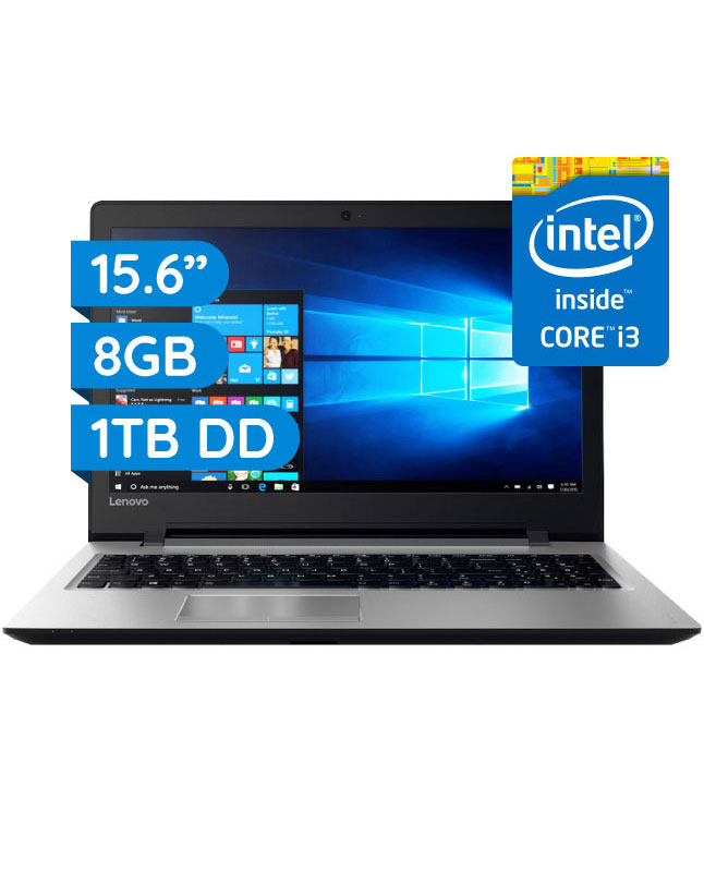 "Imagen para LAPTOP Lenovo IDEAPAD IP110-15RLM Intel Core I3 1TB 8GB 15.6""                                                                    de EFE"