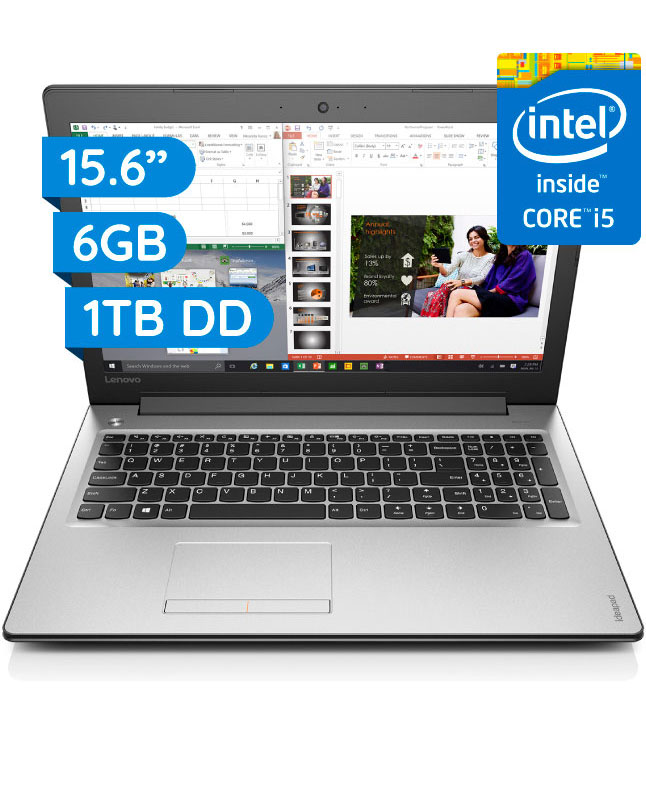 "Imagen para LAPTOP LENOVO IDEAPAD 310 INTEL CORE I5 1TB 6GB 15.6""                                                                            de EFE"