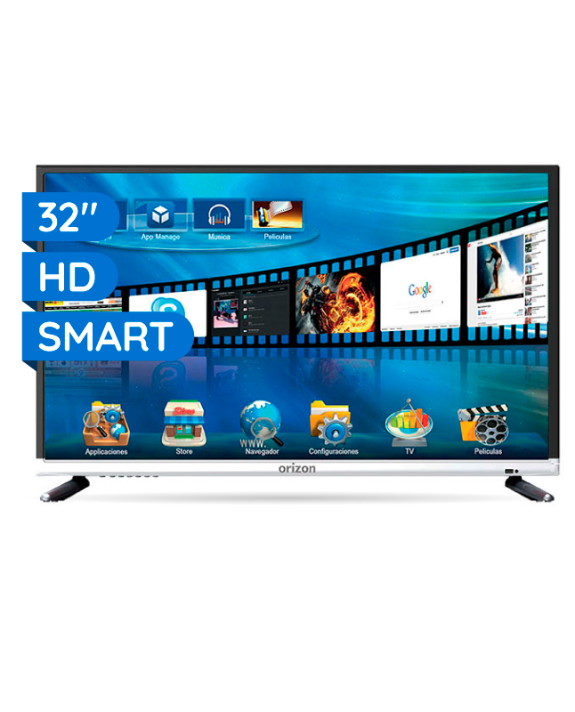 "Imagen para TV ORIZON HD SMART 32""OR321SLED                                                                                                  de EFE"