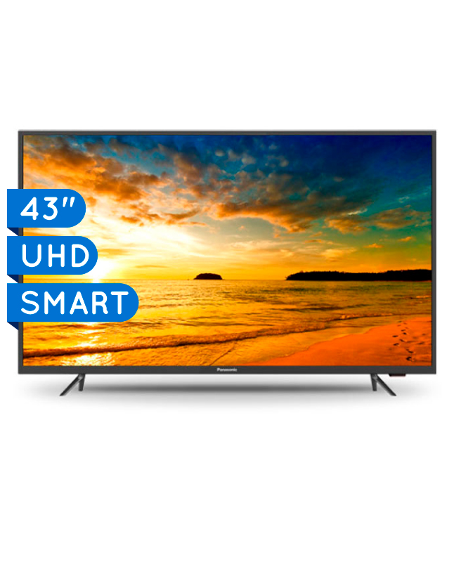 "Imagen para TV PANASONIC ULTRA HD 4K SMART 43"" TC-43FX500P                                                                                   de EFE"