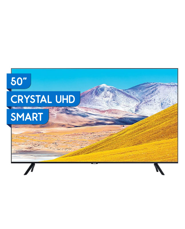 "Imagen para TV SAMSUNG 50"" CRYSTAL ULTRA HD SMART TV 50TU8000G                                                                               de EFE"
