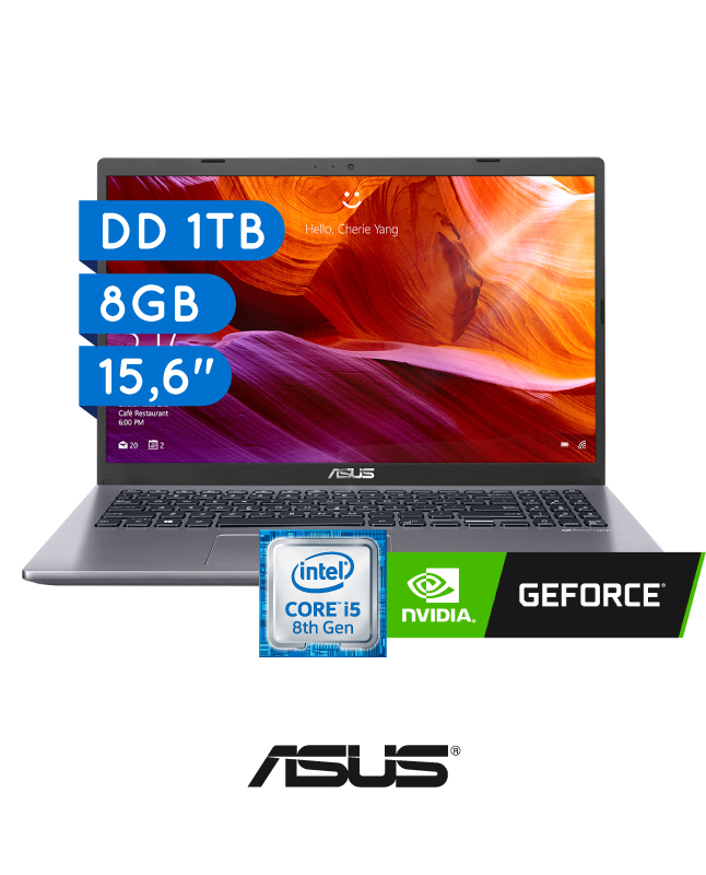 "Imagen para NOTEBOOK ASUS 1TB 8GB 15.6"" INTEL® CORE™ I5-8265U                                                                              de EFE"